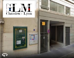 Site Lyon / Plan et Salles
