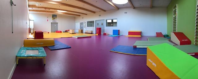 Salle petite enfance Chassieu