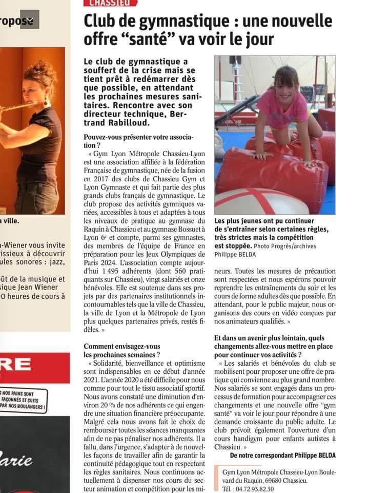 """<span class=""""title"""">Article Le Progrès</span>"""